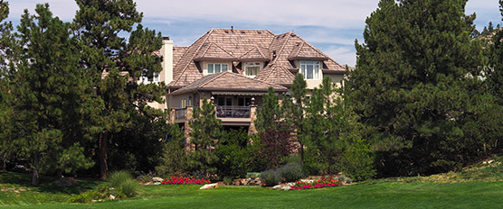Colorado Luxury Homes, Castle Pines Village