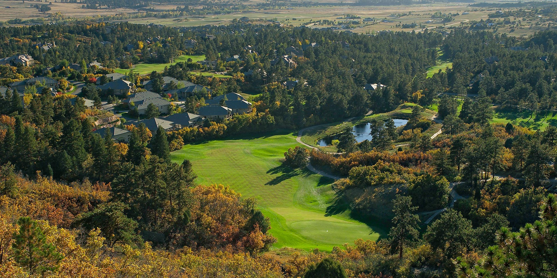 Castle Pines Village Colorado Golf Community